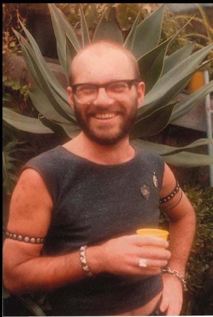 Eddy Hackenberg, Sydney, c.1980s (photo: unidentified photographer), Papers of Eddy Hackenberg