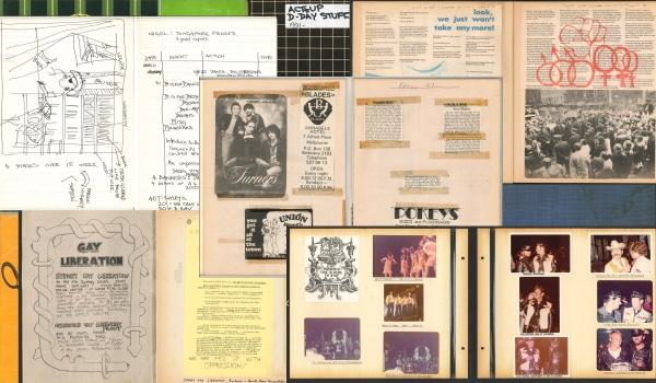 Our digitised scrapbooks