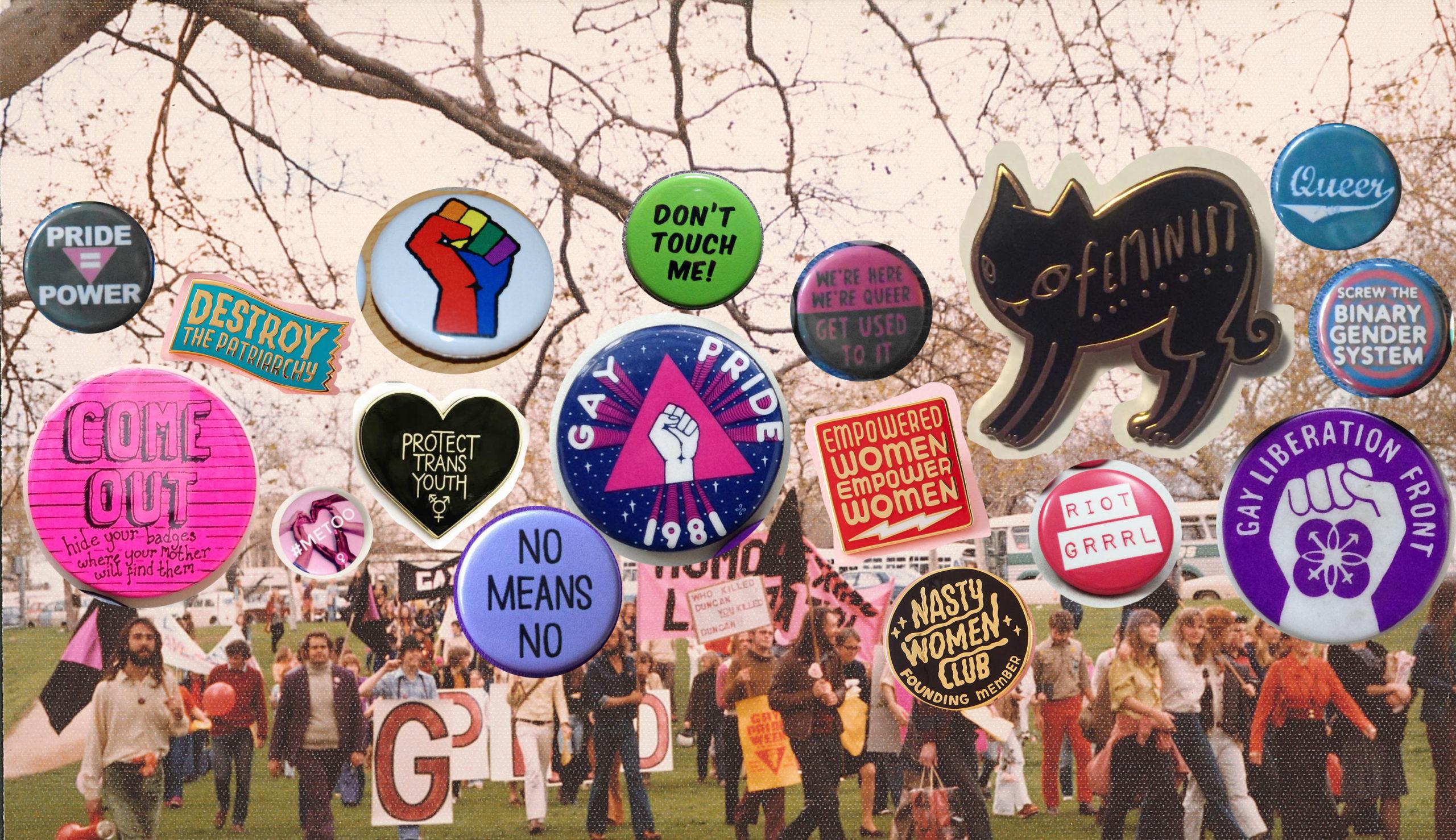 Queer Legacies AHH 2018 New Solidarities Banner