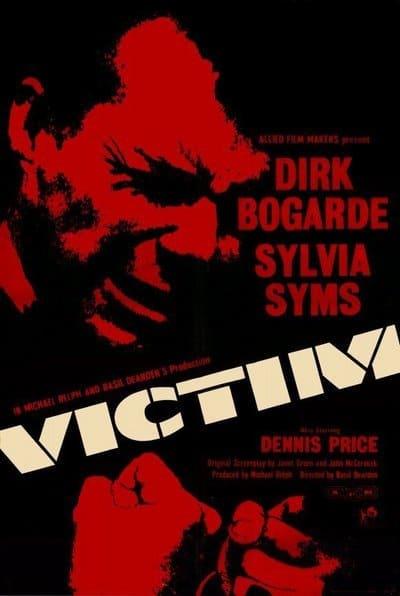 Victim - Basil Dearden (director) (United Kingdom : Rank, 1961), Video Collection
