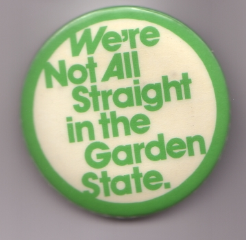 We're not all straight in the garden state – Doug Lucas and Jan Hillier, 1981, 8-80-08