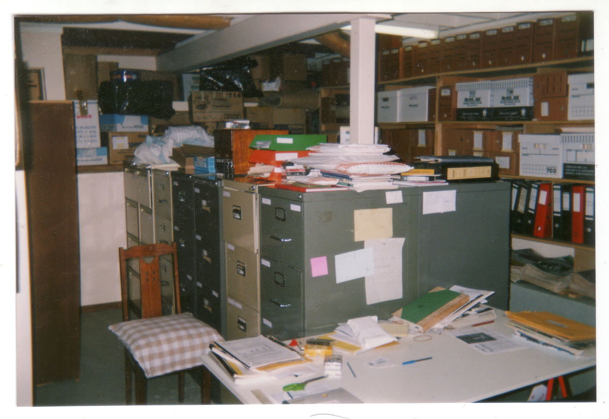 The Archives, 4 Scotts Parade Ivanhoe, 1989-1995, (photo: unidentified photographer) Photographs Collection, 90-61g