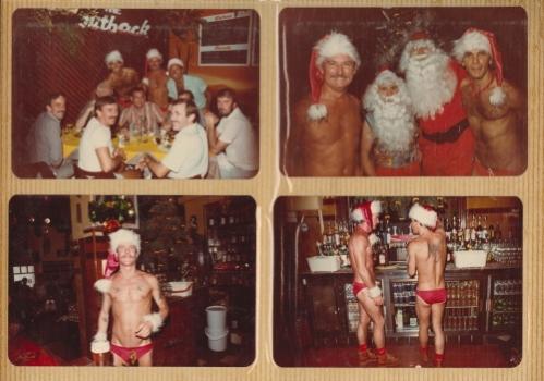 Flinders Hotel Album 3, 1982-1983 p5 (Photo: unidentified photographer)