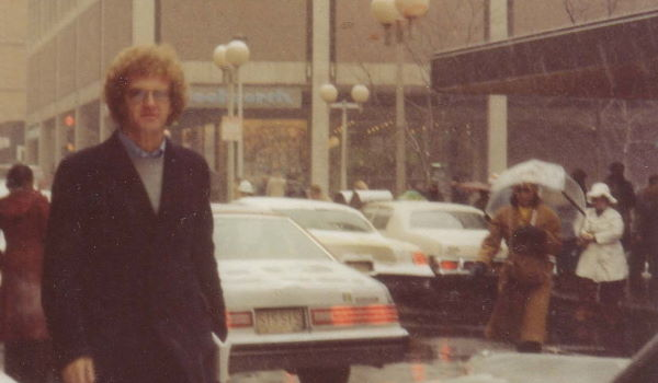 Graham Carbery US or Toronto, December 1977 or January 1978, Photographs Collection