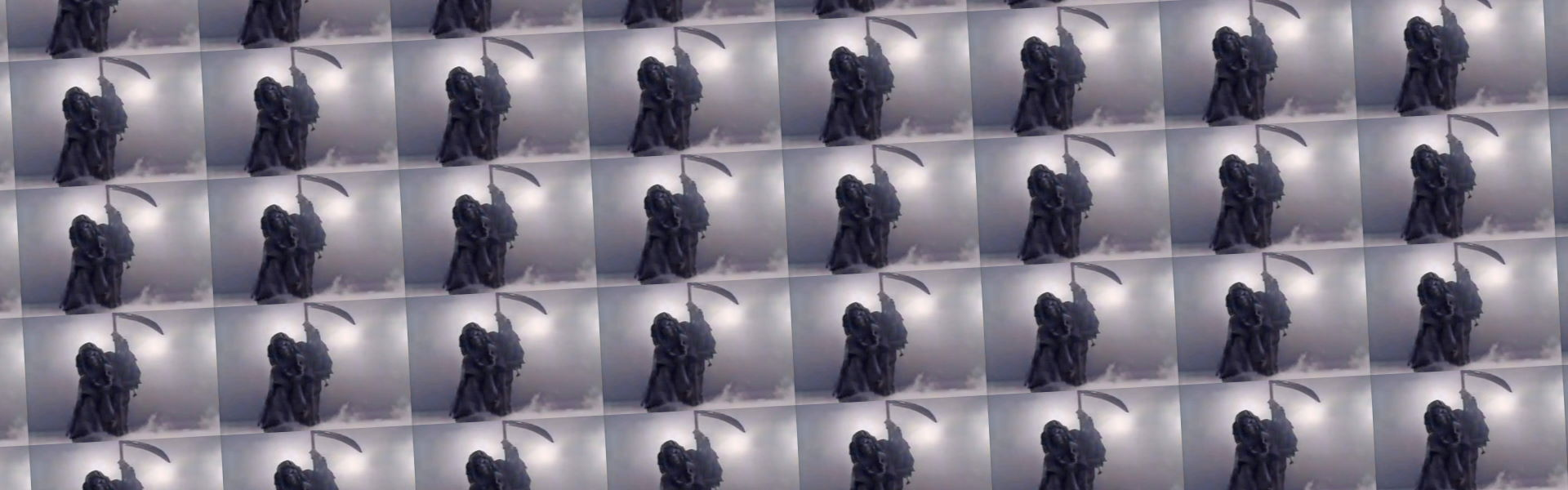 [Grim Reaper] / Siimon Reynolds (Canberra, ACT : National Advisory Committee on AIDS (NACAIDS), 1987), Video Collection