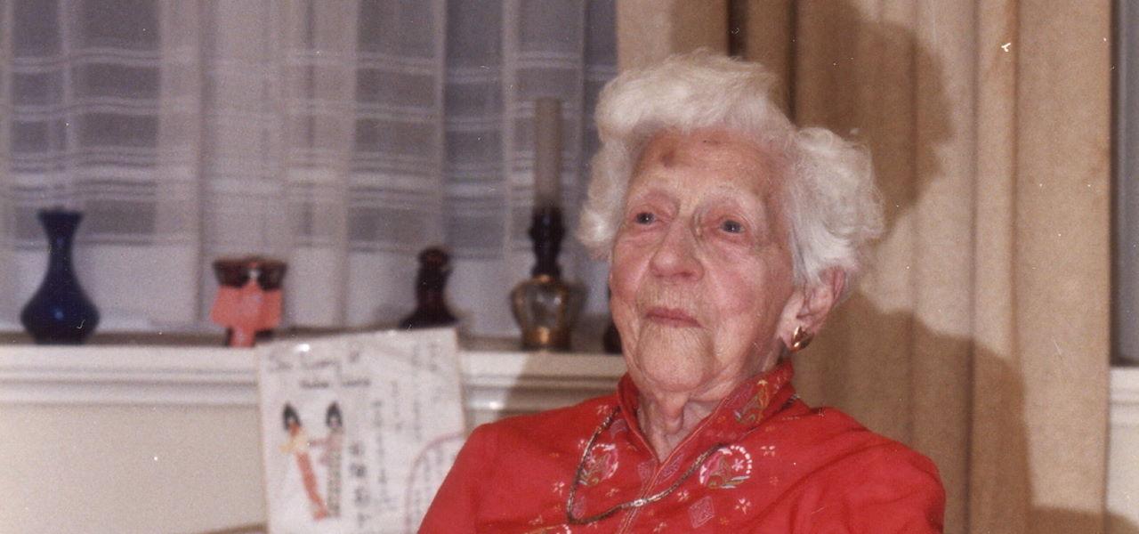 Monte Punshon, c.1985, (Photo: unidentified photographer) 80-47b, Photograph Collection 80-47b