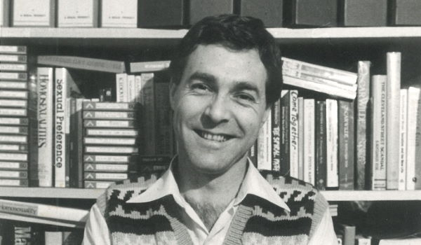 Portrait of Robert French, 1984 (Photo: Robert Johnston), Photographs Collection