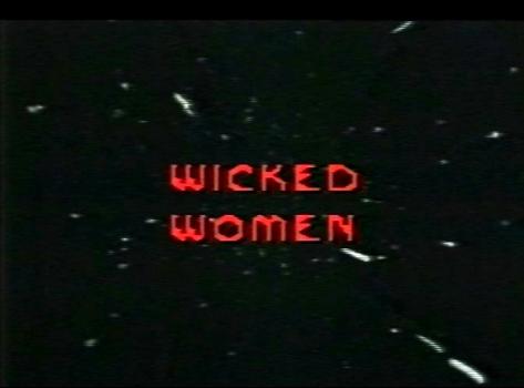 [Still from Ms Wicked finals] (Sydney : Wicked Women, 1990), Records of Wicked Women