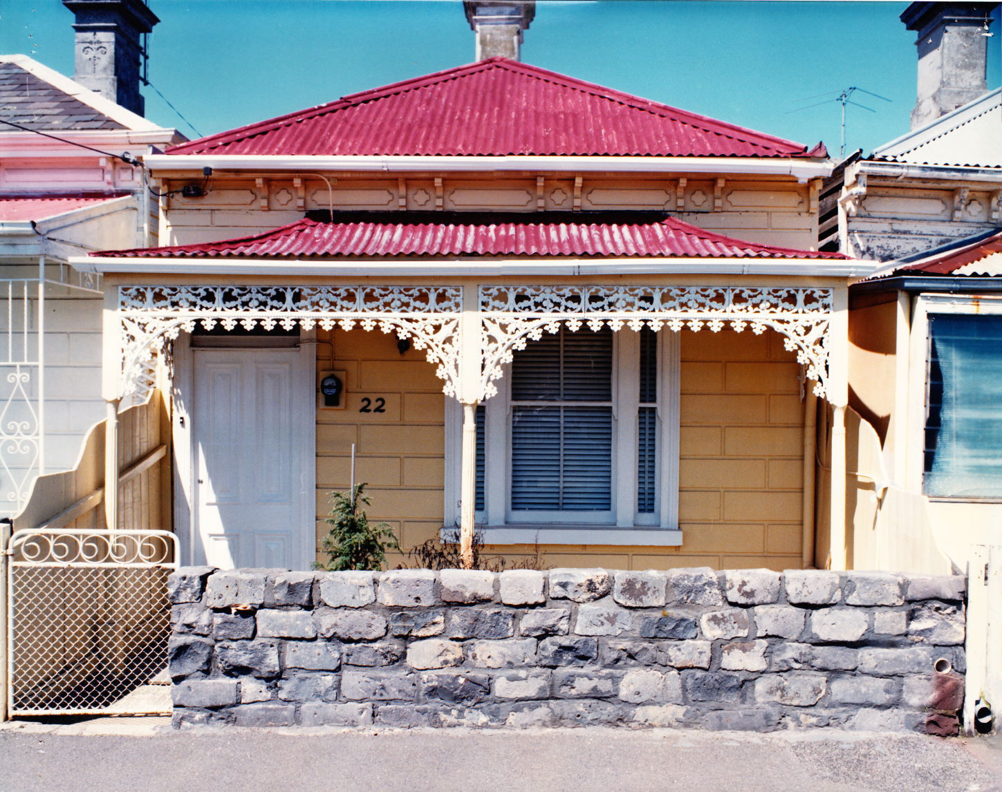 The First home of the Archives, 22 Marwick Street, Flemington, c.1978 (Photo: unidentified photographer), Photographs Collection