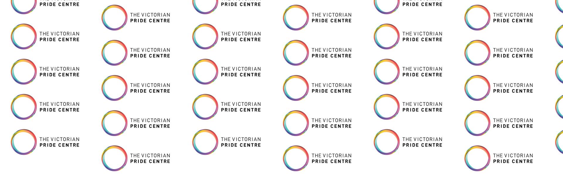 Victorian Pride Centre Logo